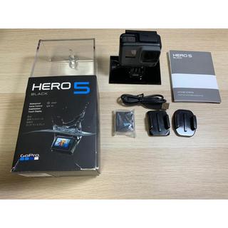 ゴープロ(GoPro)のgopro hero5 期間限定値下げ11月13日まで(ビデオカメラ)