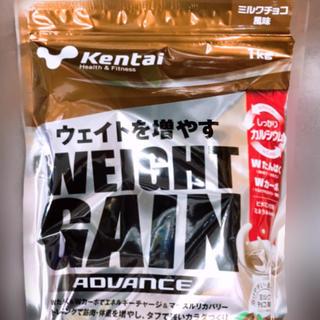 ケンタイ(Kentai)のプロテイン ミルクチョコ風味 1kg 未開封(プロテイン)