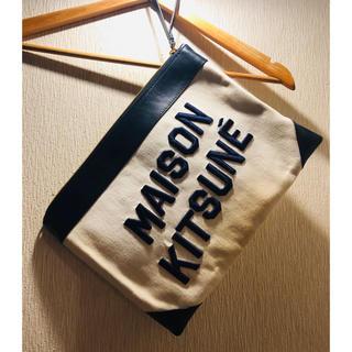 メゾンキツネ(MAISON KITSUNE')のメゾンキツネ Maison Kitsune クラッチバッグ(クラッチバッグ)