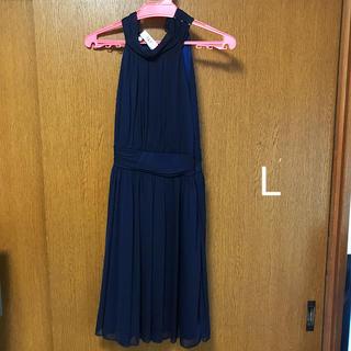 ナオマヤ様専用 パーティドレス 今月で処分します。(ミディアムドレス)