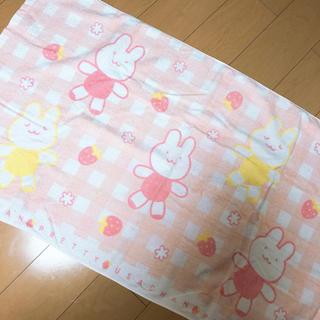 うさぎ タオルケット♡(タオルケット)