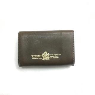サラナン(saranam)の【新品未使用】saranam サラナン 二つ折り財布 (財布)