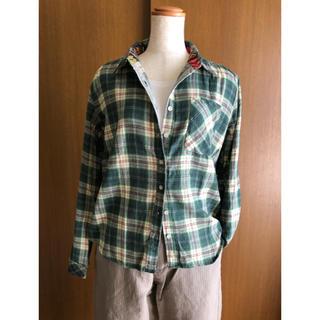 エーアイシー(A・I・C)のA.I.C  チェックシャツ(シャツ/ブラウス(長袖/七分))