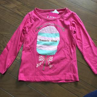 シマムラ(しまむら)のロンT 110(Tシャツ/カットソー)