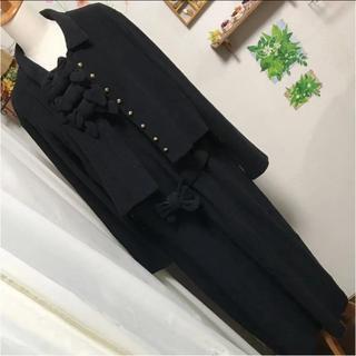 美品 インゲボルグ  ツーピース  スーツ