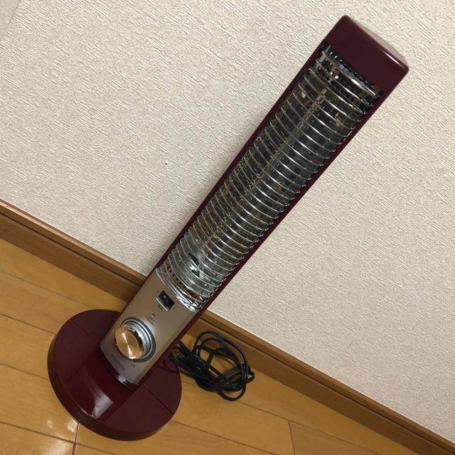 山善(ヤマゼン)の美品 MORITA カーボンヒーター MS-C600D  スマホ/家電/カメラの冷暖房/空調(電気ヒーター)の商品写真