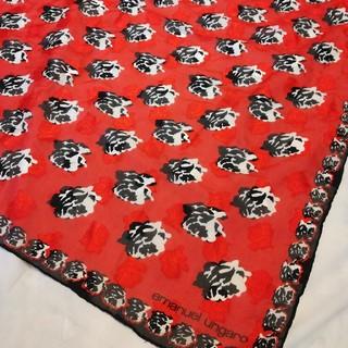 エマニュエルウンガロ(emanuel ungaro)のウンガロのスカーフ(バンダナ/スカーフ)