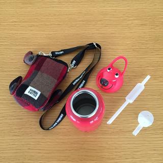 サーモマグ(thermo mug)の〈専用〉themo mug アニマルボトル(水筒)