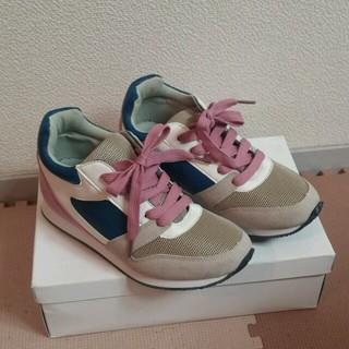 靴20☆インヒールスニーカー(スニーカー)