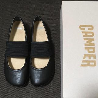 カンペール(CAMPER)の新品 Camper Right Nina カンペール バレエシューズ ブラック(バレエシューズ)
