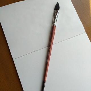 ホルベイン リス 水彩筆(絵筆 )