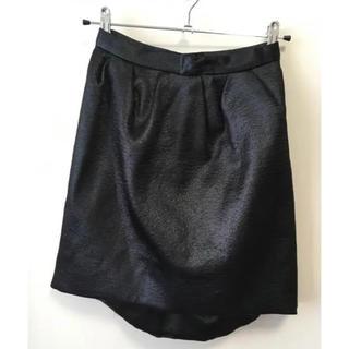 ドレスレイブ(DRESSLAVE)のスカート美品メイドインジャパン(ひざ丈スカート)