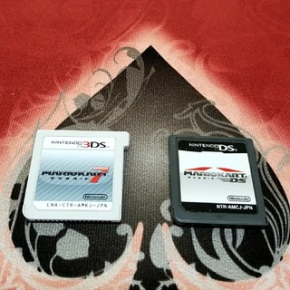 ニンテンドー3DS(ニンテンドー3DS)の3DS  DS  ソフト  マリオカート(その他)