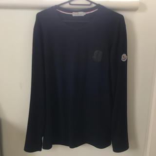 モンクレール(MONCLER)のMONCLER 長袖シャツ(Tシャツ/カットソー(七分/長袖))
