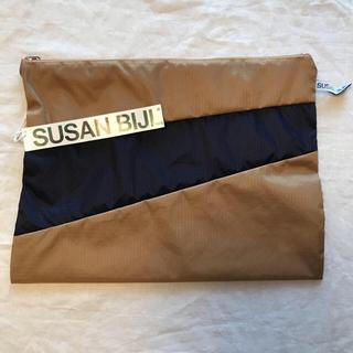 スーザンベル(SUSAN BIJL)のスーザンベル ポーチLサイズ(エコバッグ)