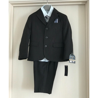 シマムラ(しまむら)の男の子 スーツ4点セット 120 洗えるスーツ 新品(ドレス/フォーマル)
