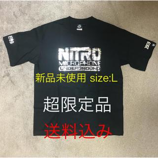 NITRO CAMP LIVE会場限定Tシャツ [L] 新品