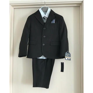 シマムラ(しまむら)の男の子 スーツ4点セット 110 洗えるスーツ  新品(ドレス/フォーマル)
