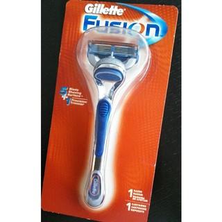 ジレ(gilet)のGillette Fusion 5+1髭剃り 新品未使用 (メンズシェーバー)