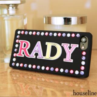 レディー(Rady)の未開封♡Rady♡iPhoneケース エミリアウィズ リエンダ GYDA ジル(iPhoneケース)