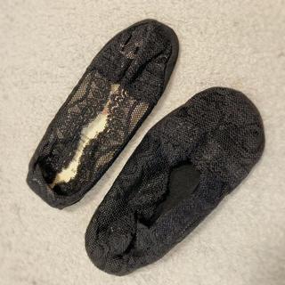 レースソックス 子供 キッズ 靴下 ♡(下駄/草履)