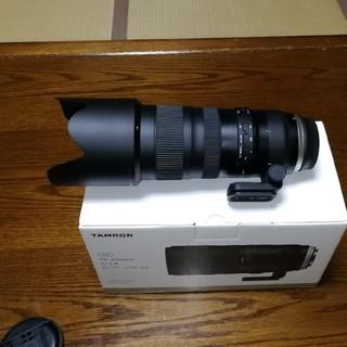 タムロン(TAMRON)のTAMRON 70-200 f2.8 Di VC USD G2 キャノン用 (レンズ(ズーム))