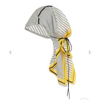 リリーブラウン(Lily Brown)のヘッド巻きスカーフ(バンダナ/スカーフ)