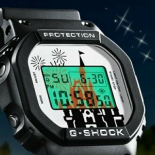 ディズニー(Disney)のディズニー 35周年記念 スペシャルウォッチ G−SHOCK(腕時計(デジタル))