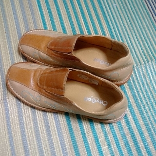 マドラス(madras)のベージュ系革靴(ローファー/革靴)