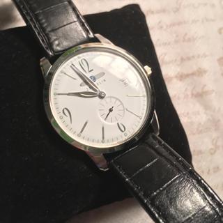 ツェッペリン(ZEPPELIN)の良品 ツェッペリン フラットライン スモセコ 腕時計 ZEPPELIN(腕時計(アナログ))