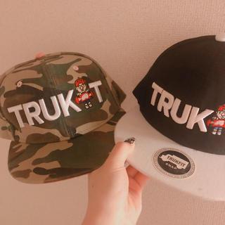 スープラ(SUPRA)のTRUK FIT トラックフィット ストレートキャップ(キャップ)