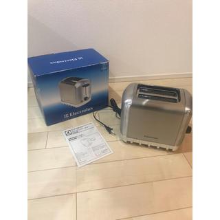 エレクトロラックス(Electrolux)の【未使用品】エレクトロラックス ポップアップトースター ETS200(調理機器)