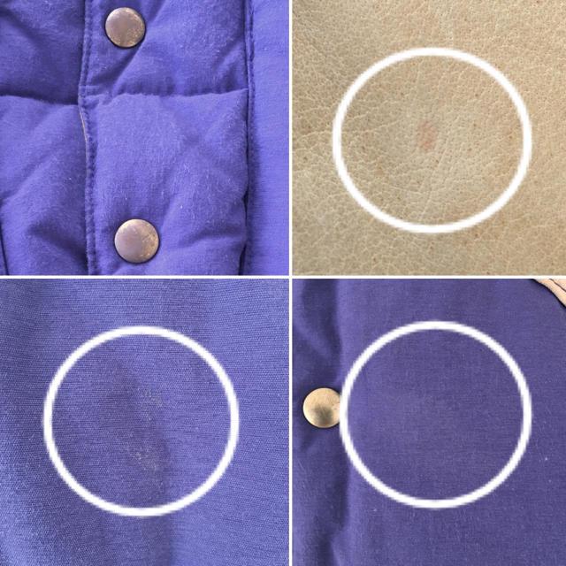 DUBBLE WORKS(ダブルワークス)のダブルワークス  ダウンベスト メンズのジャケット/アウター(ダウンベスト)の商品写真