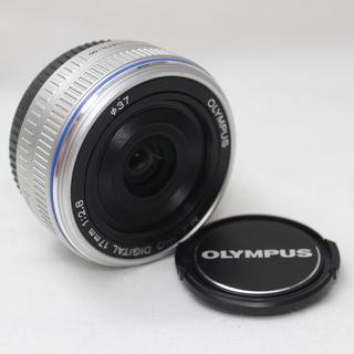 オリンパス(OLYMPUS)の❤️オリンパス 単焦点パンケーキレンズ❤️(レンズ(単焦点))