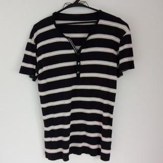 ジュンメン(JUNMEN)のメンスボーダーT(Tシャツ/カットソー(半袖/袖なし))