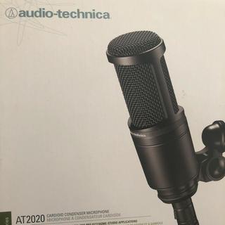 コンデンサーマイク audio technica DTM ボカロ