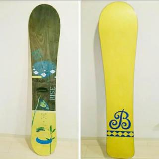 バートン(BURTON)のバートン スノーボード板と専用キャリーケース(ボード)