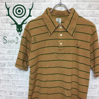 エスツーダブルエイト(S2W8)のSouth2 West8 ポロシャツ 希少品(ポロシャツ)
