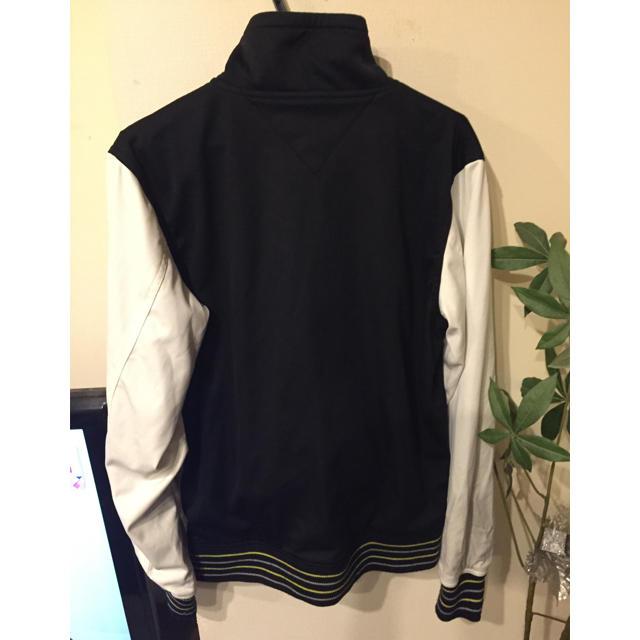 TOMMY(トミー)のゆってぃさん専用 TOMMY☆裏メッシュスタジャン☆ メンズのジャケット/アウター(スタジャン)の商品写真