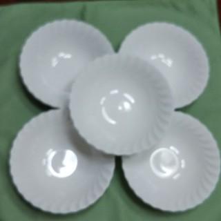 ニッコー(NIKKO)の[NIKKO(ニッコー)]ホワイトエレガンスシリーズ16.5cmシリアルボール(食器)