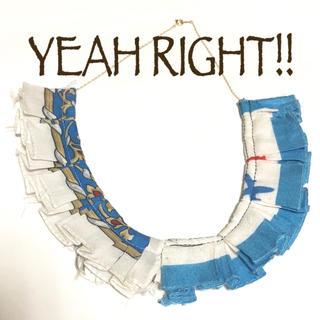 イェーライト(YEAH RIGHT!)のYEAH RIGHT!!*リメイクネックレス(ネックレス)