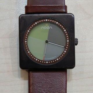ヌーンコペンハーゲン(noon copenhagen)のnoon メンズ 腕時計(腕時計(アナログ))
