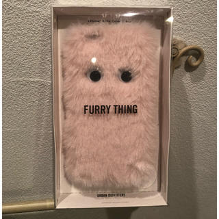 アーバンアウトフィッターズ(Urban Outfitters)のFURRY THING  iPhone 6/6s case (iPhoneケース)