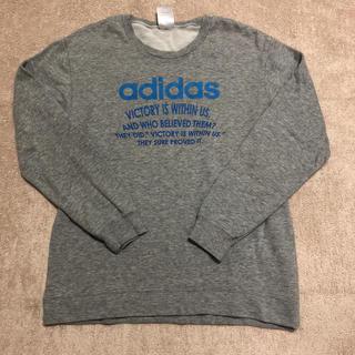 アディダス(adidas)のadidas  トレーナー【150】(Tシャツ/カットソー)