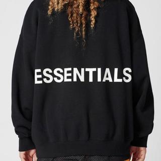 フィアオブゴッド(FEAR OF GOD)のLサイズ  Essentials Crew Neck Sweatshirt(スウェット)