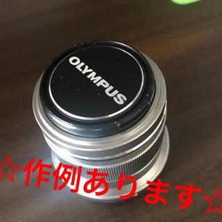 OLYMPUS - OLYMPUS 45mm F1.8  単焦点レンズ