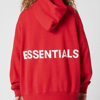 フィアオブゴッド(FEAR OF GOD)のLサイズ Essentials Graphic Pullover Hoodie(パーカー)