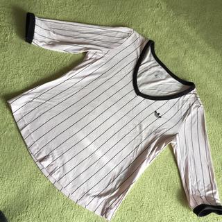 アディダス(adidas)のadidas トップス(Tシャツ(長袖/七分))