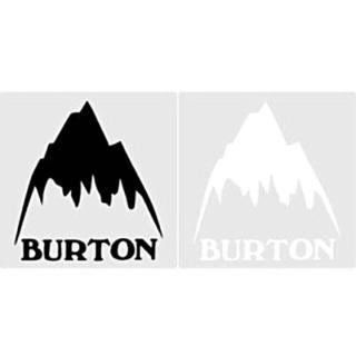 BURTON - BURTON ステッカー 20㎝