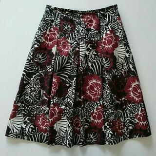 スタイルコム(Style com)のPlidoul 東京スタイル フレアスカート(ひざ丈スカート)